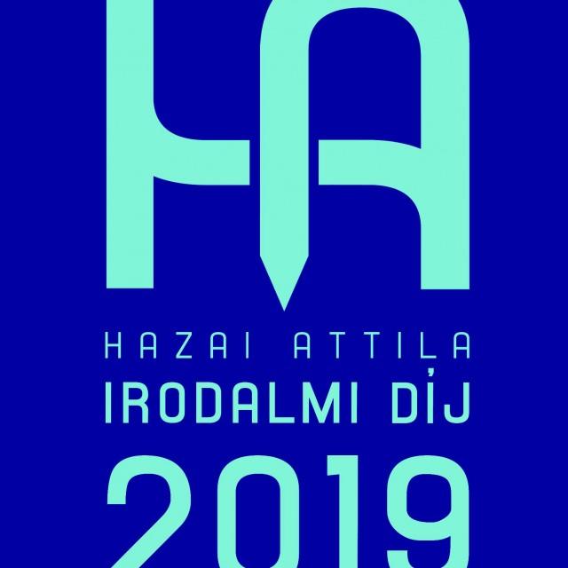 Hazai Attila Irodalmi Díj 2019